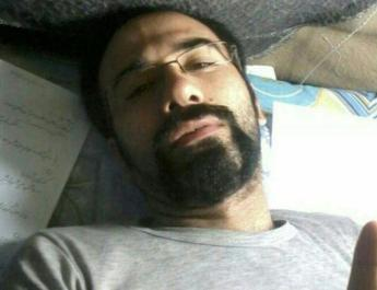ifmat - Hunker strike of political prisoner Shoeil Arabi in Iran