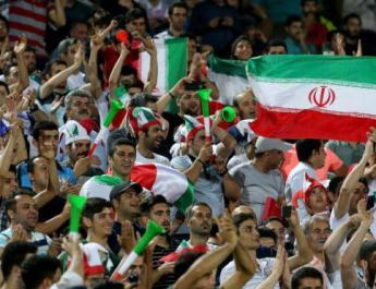 ifmat - Iran detains 35 women for going to football match
