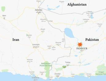 ifmat - Iran fires mortar shells into Pakistan