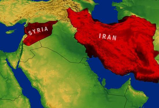 ifmat - Iran looks to profit in Syria