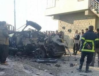 ifmat - Iran regime behind car bomb in Kurdistan