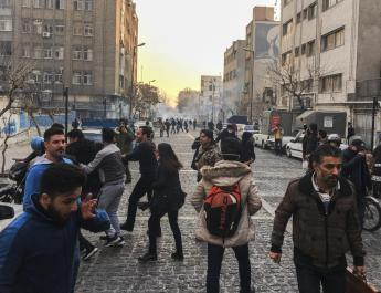 ifmat - One spark could reignite protests in Iran