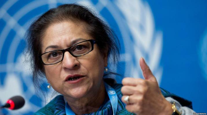 ifmat - UN criticizes the Iranian government for its continued crackdown on freedom