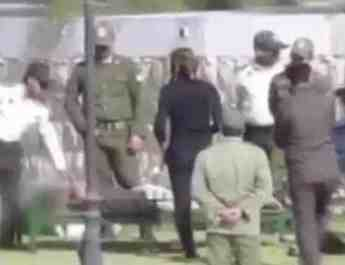 ifmat - Video of public flogging in Iran