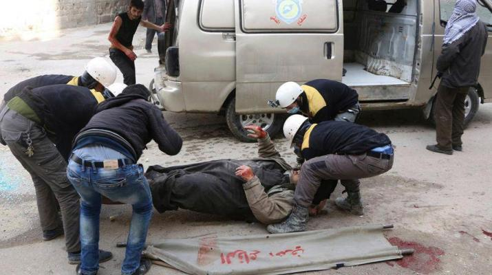 ifmat - White House condemns Syria slaughter backed by Iran