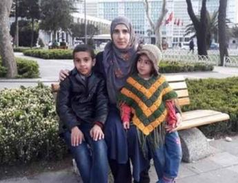 ifmat - Women detained in Iran for husband activism