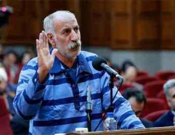 ifmat - Iran judiciary confirms death and flogging sentence for Mohammad Salas