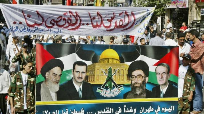 ifmat - Iran real enemy in Syria