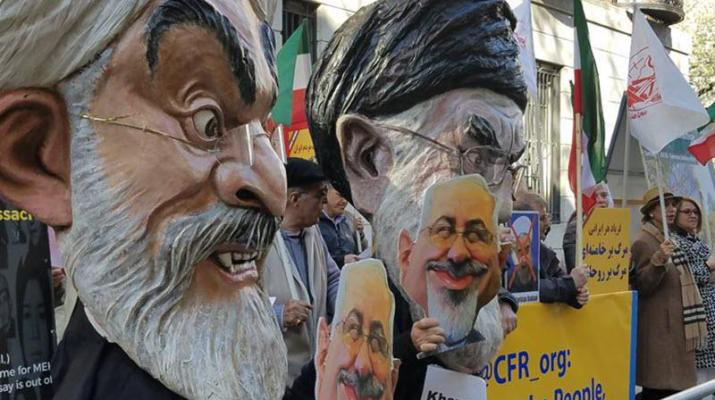 ifmat - Iran regime cant survive without shedding blood