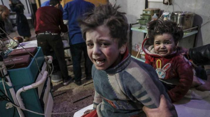 ifmat - Iran regime should be sanctioned for its role in Syria chemical attacks