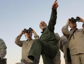 ifmat - Iran shadow warrior prepares to face down Israel