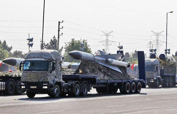 ifmat - Iran unveils devastating new missile system