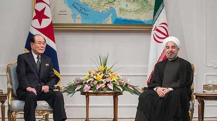 ifmat - Iran wants to take over North Korea