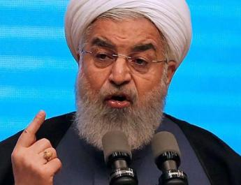 ifmat - Iranian president Rouhani insults Trump
