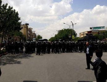 ifmat - Mass arrests of protesters in Iran