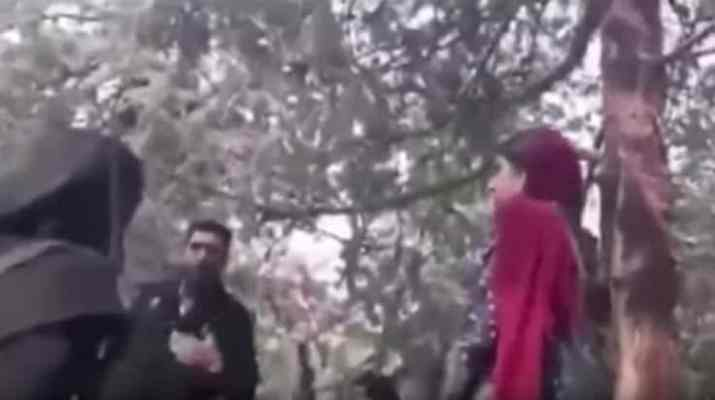 ifmat - Rouhani officials blamed the victim in video of morality police assaulting woman