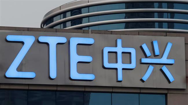 ifmat - US boycotts China telecom giant ZTE over Iran case
