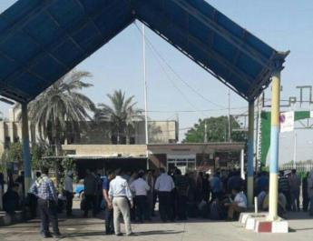 ifmat - Workers demanding overdue wages detained in Iran