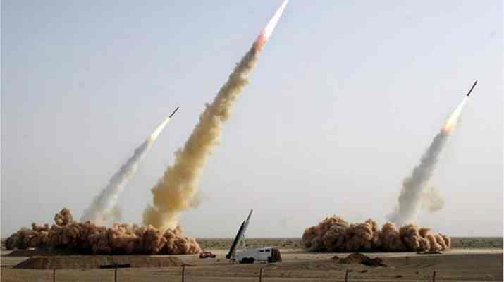 ifmat - Iran launched 32 missiles toward Israel in early May