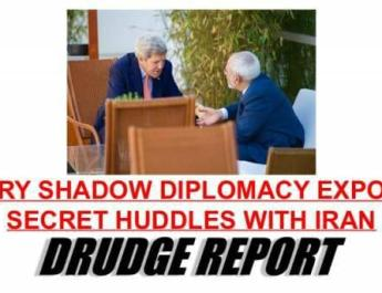 ifmat - John Kerry held secret meetings with top Iranians in Paris