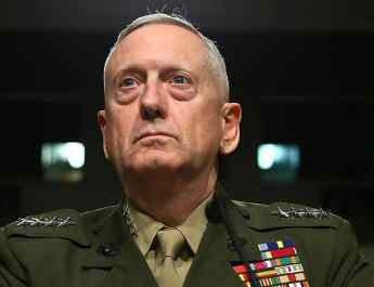 ifmat - Mattis says US allies must deal with Iranian malign activities