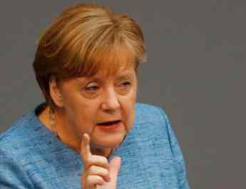 ifmat - Merkel Germany will remain committed to Iran nuclear deal - Help Iran build nuclear weapon