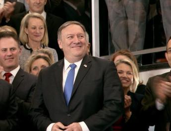 ifmat - Pompeo set to unveil US Plan B to confront Iran