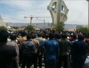ifmat - Saturday uprising in Kazerun, Iran