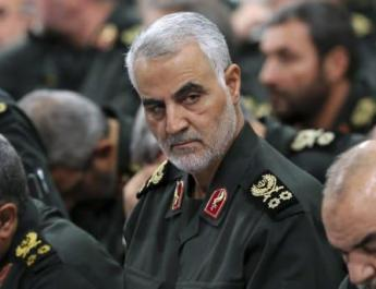 ifmat - The man who planed attacks on Israel - Qasem Soleimani
