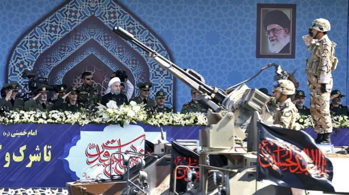 ifmat - US with new sanctions against IRGC over support of Yemens Houthis