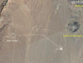 ifmat - iran quietly advances missile technology