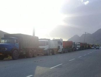 ifmat - nationwide truck drivers strike continues in Iran despite repressive measures