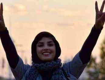 ifmat - Another women sentenced to prison in Iran for removing Hijab