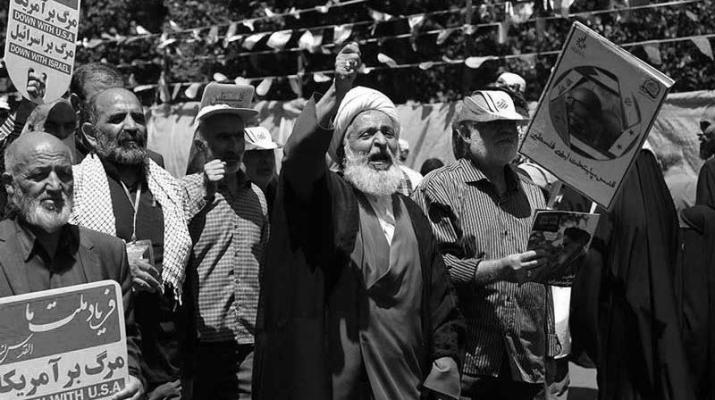 ifmat - Despite Khamenei call Iran regime Quds day turned into a fiasco