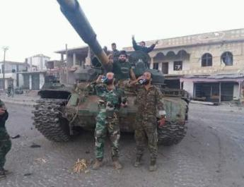 ifmat - Evidence of Iranian controlled militia involvement in Syria