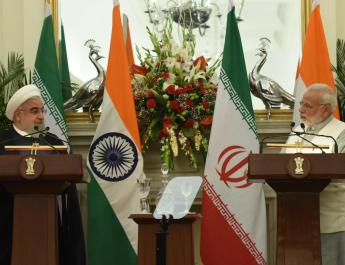 ifmat - India vows to ignore sanctions and continue working with Iran