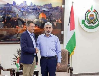 ifmat - Iran buys military control of Gaza