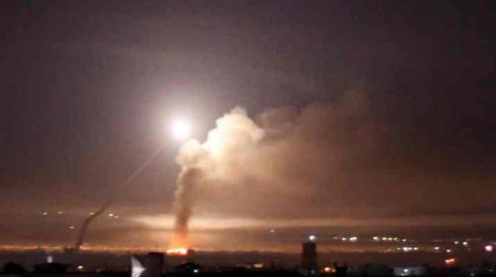 ifmat - Iran determined to maintain strike capability from Syria