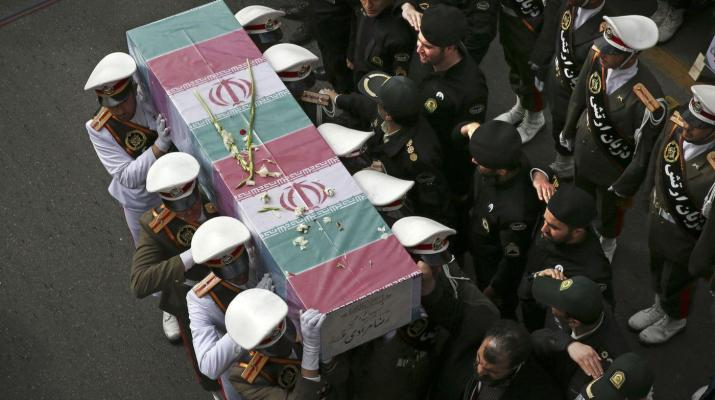 ifmat - Iran draws condemnation for execution of Sufi on false charges