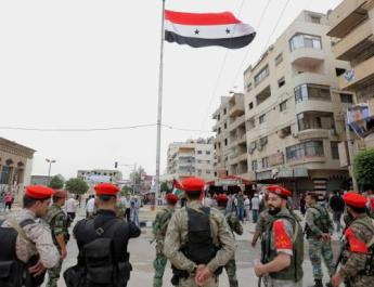 ifmat - Iran militia wear Syrian uniforms to avoid Israeli attack