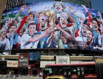 ifmat - Iran regime repressive policies affect on sport
