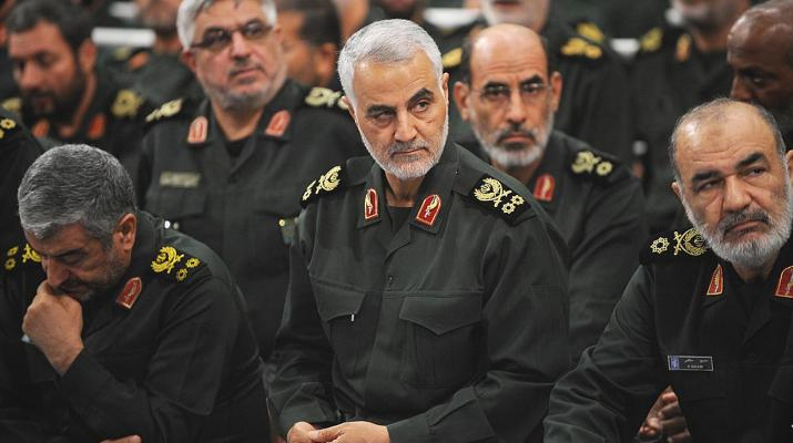 ifmat - Iranian Quds Force and Hezbollah pose a threat to Israel