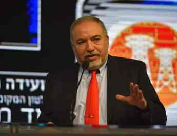 ifmat - Liberman hopes Iran will follow North Korea lead on denuclearization