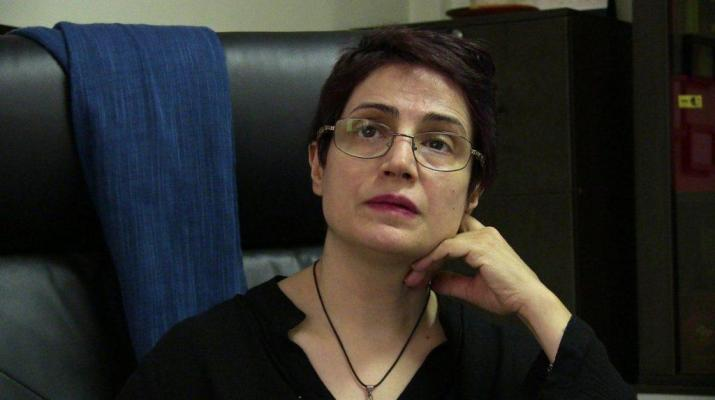 ifmat - Prominent attorney Nasrin Sotoudeh detained