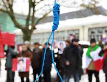 ifmat - Rights group outraged by Iran execution of juvenile offender