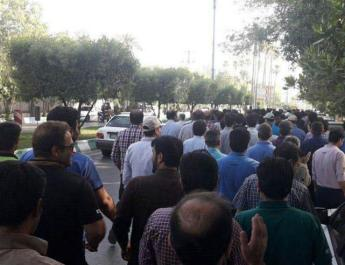 ifmat - Two weeks strike by Steel workers in Iran