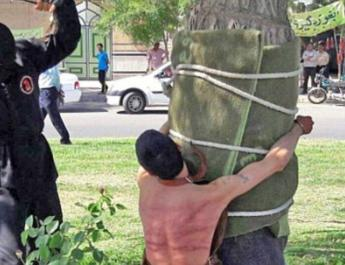 ifmat - Amnesty condemns Iran flogging of man for drinking alcohol