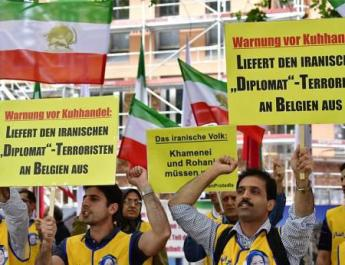 ifmat - Germany charges Iranian diplomat detained in bomb plot