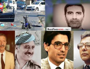 ifmat - Iran Political assassinations over the decades