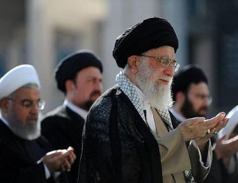 ifmat - Iran Supreme Leader tells Palestinians that Zionist regime will be eradicated